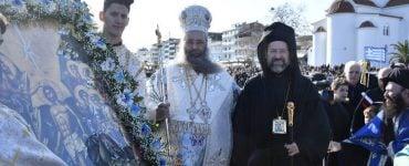 Ο Αρχιεπίσκοπος Τελμησού Ιώβ στην Κατερίνη (ΦΩΤΟ)