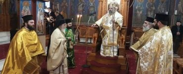 Εορτή Αγίου Ευθυμίου στη Μητρόπολη Θεσσαλιώτιδος