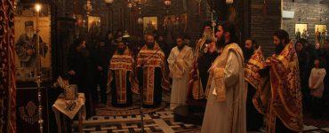 Εσπερινός εορτής Αγίου Σεραφείμ Σάρωφ στο Τρίκορφο Φωκίδος (ΦΩΤΟ)