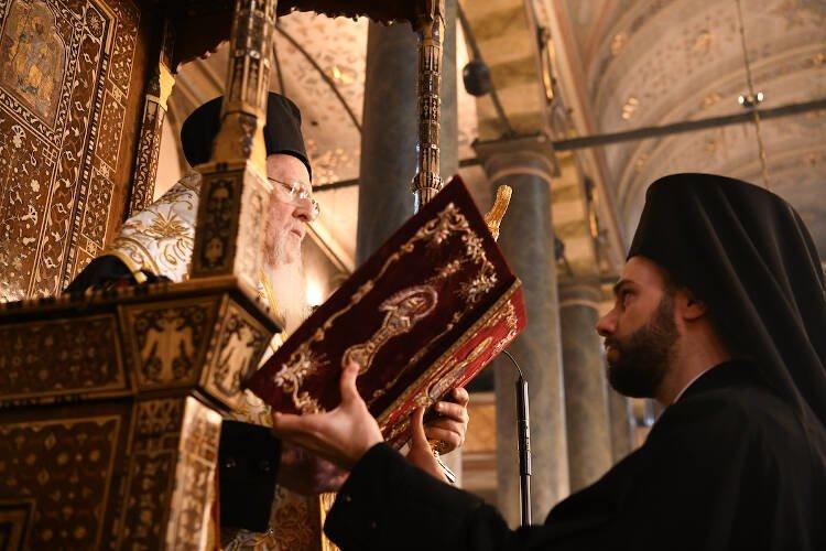 Οικουμενικός Πατριάρχης: Η εκπαίδευσις φαίνεται ότι αδιαφορεί πλέον διά την πνευματικήν φύσιν του ανθρώπου (ΦΩΤΟ)