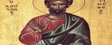 Ιερά Πανήγυρις Αγίου Τιμοθέου στο Ηράκλειο Αττικής Γιορτή Αγίου Τιμοθέου του Αποστόλου