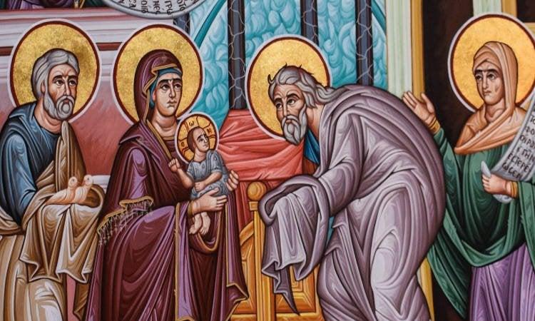 Πανήγυρις Υπαπαντής του Κυρίου στα Τρίκαλα Αγρυπνία Υπαπαντής του Κυρίου στα Ιωάννινα Εκδήλωση για την εορτή της μητέρας στο Ίλιο Αγρυπνία Αγίου Συμεών του Θεοδόχου στα Γιαννιτσά Υπαπαντή του Κυρίου ημών Ιησού Χριστού