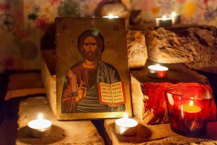 Αγρυπνία Αγίου Ιερομάρτυρος Ρηγίνου στο Βόλο