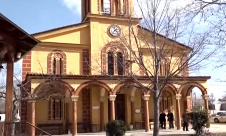 Ιερέας απαγχονίστηκε στη Χάλκη (ΒΙΝΤΕΟ)