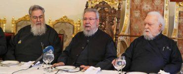 42 χρόνια Αρχιερωσύνης του Αρχιεπισκόπου Κύπρου