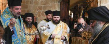 Εορτή Αγίου Κασσιανού στην Παλαιά Λευκωσία (ΦΩΤΟ)