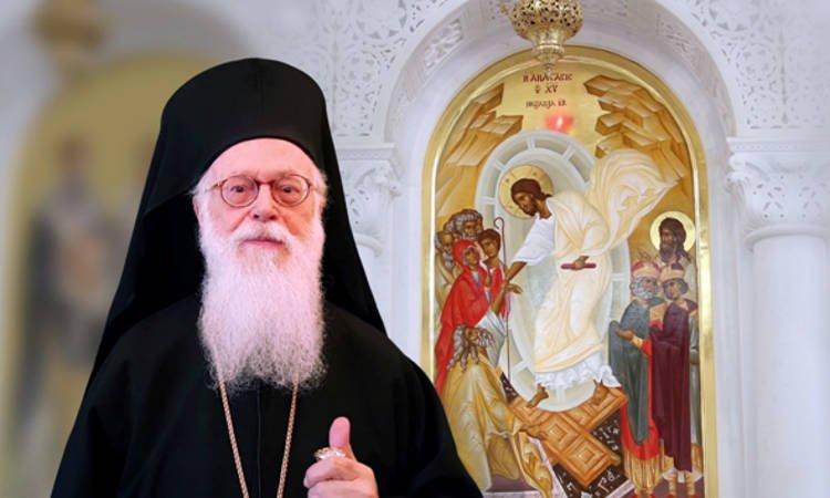 «Όχι» του Αρχιεπισκόπου Αλβανίας στον Πατριάρχη Ιεροσολύμων