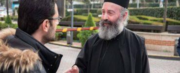 Ο Αρχιεπίσκοπος Αυστραλίας στην Κωνσταντινούπολη