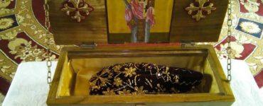 Υποδοχή Τιμίας Εμβάδος Αγίου Σπυρίδωνος στις Συκιές Άρτας