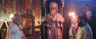 Μνημόσυνο Ιερομονάχων στη Μονή Θεοτοκιού Άρτης