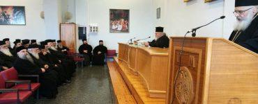 Καισαριανής Δανιήλ: Η Εκκλησία ποθεί την έλευση της Βασιλείας του Θεού