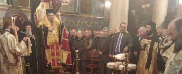 Λαρίσης Ιερώνυμος: Να μείνουμε σταθεροί στις ιερές μας παραδόσεις
