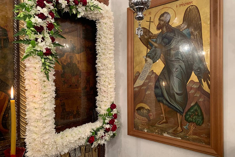 Με λαμπρότητα η εορτή του Αγίου Χαραλάμπους στη Μητρόπολη Ιεραπύτνης