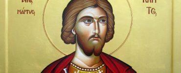 Ονομαστήρια Μητροπολίτου Ιερισσού Θεοκλήτου