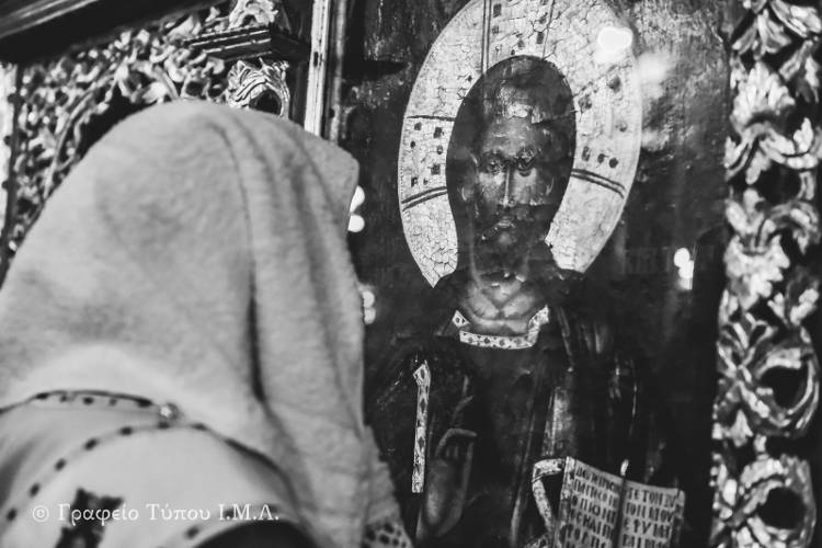 Χειροτονία διακόνου στη Μητρόπολη Λαγκαδά (ΦΩΤΟ)