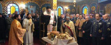 Εορτή Αγίου Δαμιανού του μοναχού στη Μητρόπολη Λαρίσης