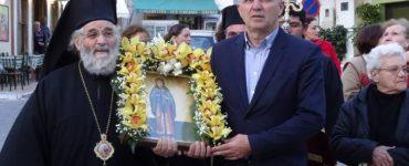 Η Λέρος εόρτασε τον Πολιούχο της Όσιο Ιωνά