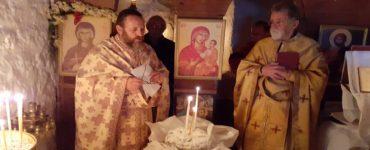 Εορτή της Αγίας Αγάθης στο εξωκκλήσι Της στη Κοντάραινα Λευκάδος
