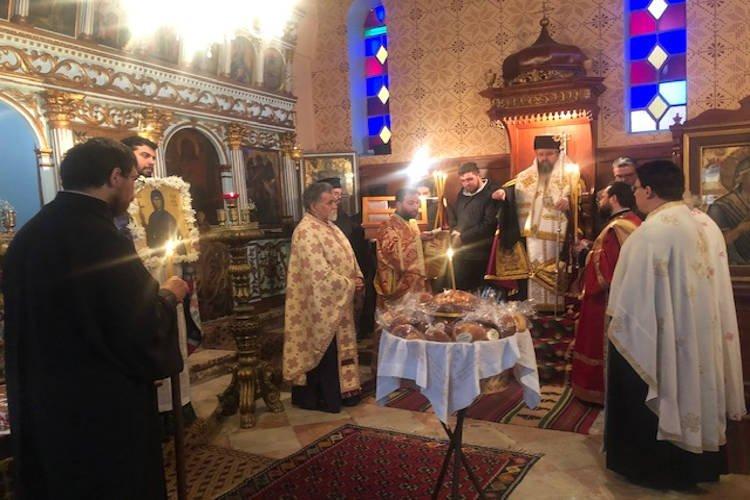 Εορτή Αγίας Φιλοθέης της Αθηναίας στη Λευκάδα