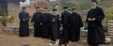 Προσκύνημα Μητροπολίτου Μάνης στη Δημητσάνα (ΦΩΤΟ)