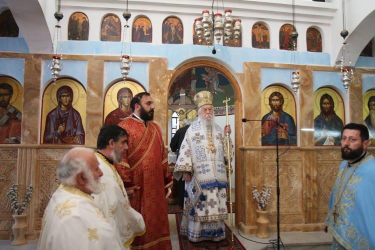 Χειροτονία Ιεροδιακόνου στην Ιερά Μονή Πούντας