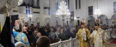 Εόρτιος Εσπερινός του Αγίου Φωτίου στη Θεσσαλονίκη