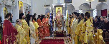 Λαμπρός εορτασμός του Αγίου Φωτίου στη Θεσσαλονίκη