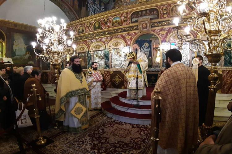 Η Εορτή της Υπαπαντής του Κυρίου στη Χαλκίδα