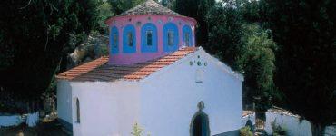 Αναστηλώνονται Ιεροί Ναοί Μονών Παναγίας Εικονίστρας και Παναγίας Κεχριάς Σκιάθου