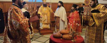 Εορτή Τριών Ιεραρχών στο Πατριαρχείο Ιεροσολύμων