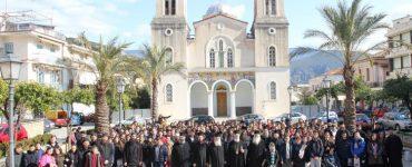 Φωκίδος Θεόκτιστος: Εκκλησία είστε εσείς μαζί με εμάς