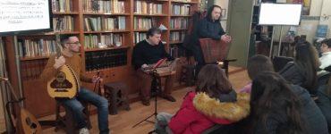 Βιωματικά εργαστήρια παραδοσιακών οργάνων για μαθητές διοργάνωσε η Μητρόπολη Κίτρους