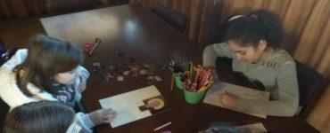 Βιωματικά εργαστήρια δημιουργικής γραφής με τους Βίους Αγίων
