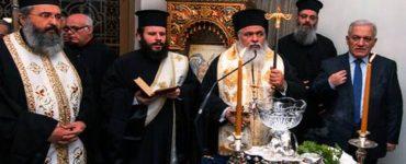 Θυρανοίξια Παρεκκλησίου Αγίων Ραφαήλ, Νικολάου και Ειρήνης στους Αμπελόκηπους Θεσσαλονίκης