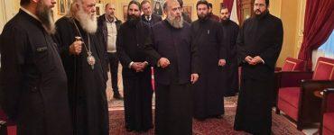 Ο Αρχιεπίσκοπος Αθηνών στην Καρδίτσα
