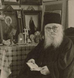 Λείψανο Οσίου Ιερωνύμου του Σιμωνοπετρίτου στη Θεσσαλονίκη