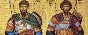Πανήγυρις των Αγίων Θεοδώρων Συκεών Θεσσαλονίκης Αγρυπνία Αγίων Θεοδώρων στο Θησείο