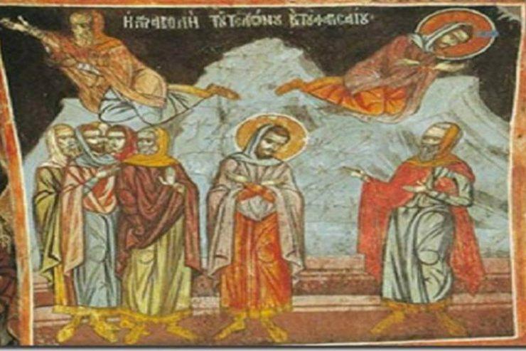 Το πρόβλημα της σωτηρίας του ανθρώπου - Κυριακή του Τελώνου και Φαρισαίου