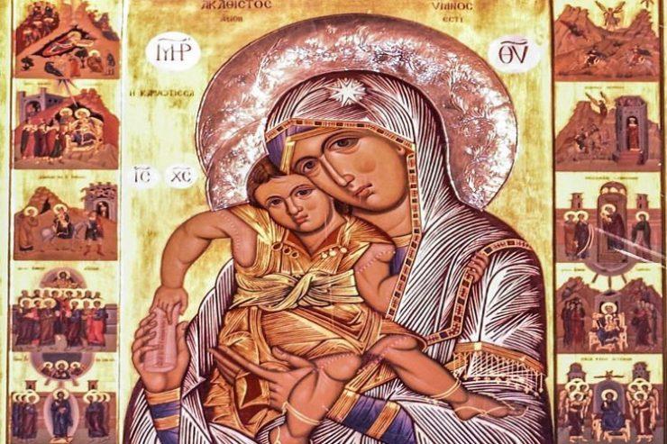 20 Μαρτίου: Γ´ Χαιρετισμοί της Παναγίας