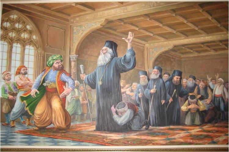 Η συμβολή της Εκκλησίας Κύπρου στους Αγώνες του Έθνους
