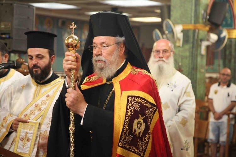 Αρχιεπισκοπή Κύπρου: Αποχή από τις ακολουθίες για 3 εβδομάδες