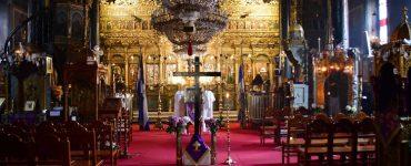 Σε άδειους Ναούς η εορτή της Σταυροπροσκυνήσεως στο Ναύπλιο
