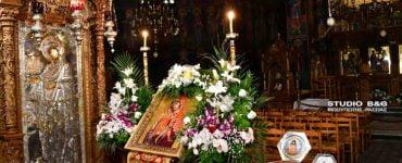 Με άδεια Εκκλησία ο Κατανυκτικός Εσπερινός στο Ναύπλιο (ΦΩΤΟ)