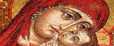 Εικόνα Παναγίας Μικροκάστρου στη Σιάτιστα