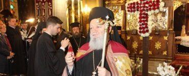 Χαλκίδος Χρυσόστομος: Είναι απαραίτητη η ενδυνάμωσή μας από τον Τίμιο Σταυρό