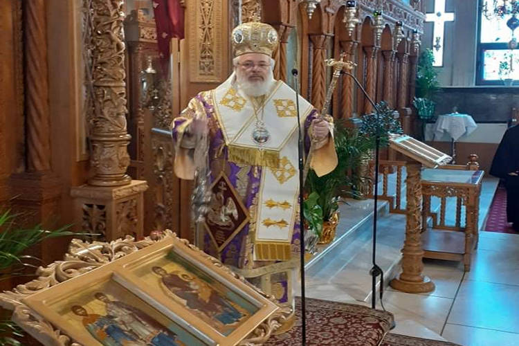 Διδυμοτείχου Δαμασκηνός: Να σηκώσουμε έκαστος πρόθυμα τον δικό του σταυρό