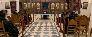 Κισάμου Αμφιλόχιος: Η Εκκλησία έχει τα δικά Της πνευματικά όπλα