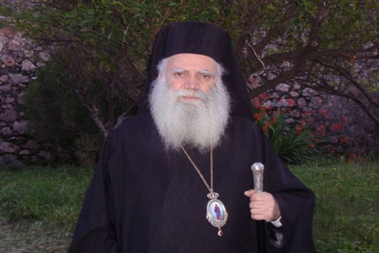 Ο Μητροπολίτης Κυθήρων απαντά για την «σύλληψή του»