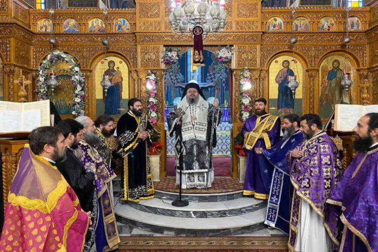 Εορτή Αγίων Τεσσαράκοντα Μαρτύρων στη Λάρισα