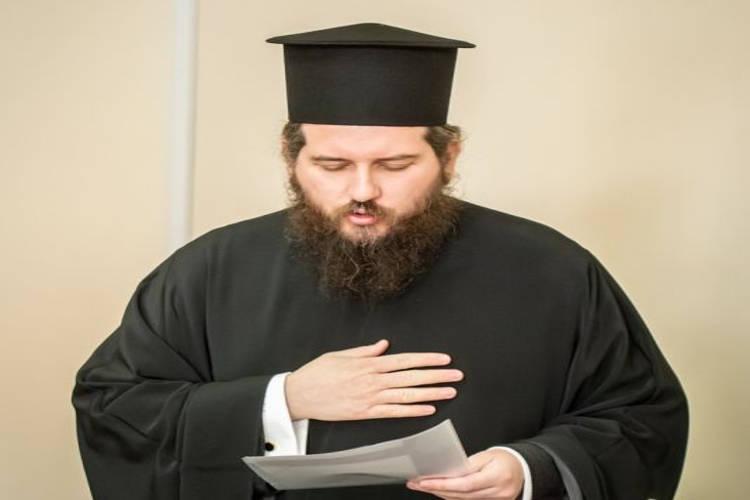 Διδάκτωρ Βυζαντινής Φιλολογίας ο Αρχιμ Ιγνάτιος Μουρτζανός